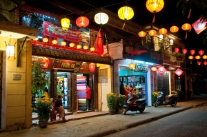 Bright lights of Hoi An