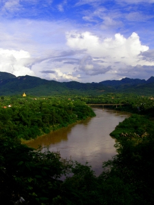 Laos countryside