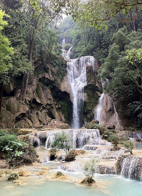 Kuangsi Falls