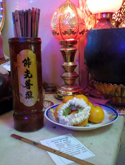 Cambodian Fortune Telling