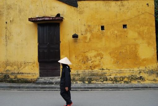 A walk in Hoi An