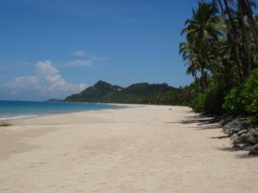 A little beach
