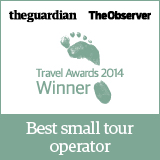 The BEST small tour operator