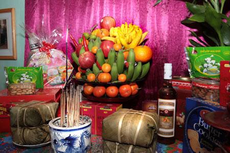 Tet Fruit