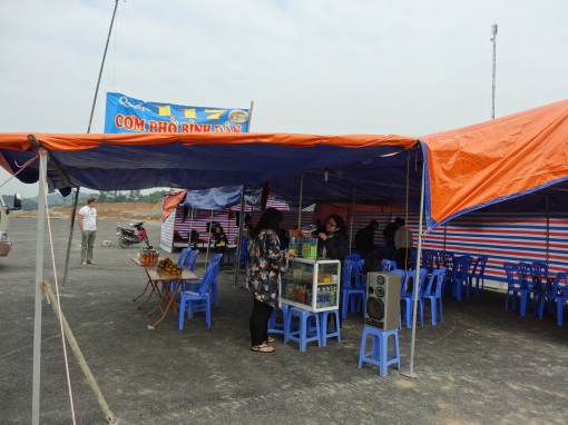 Sapa service station