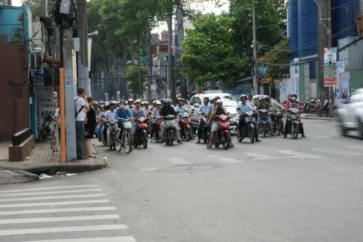 Uptown traffic