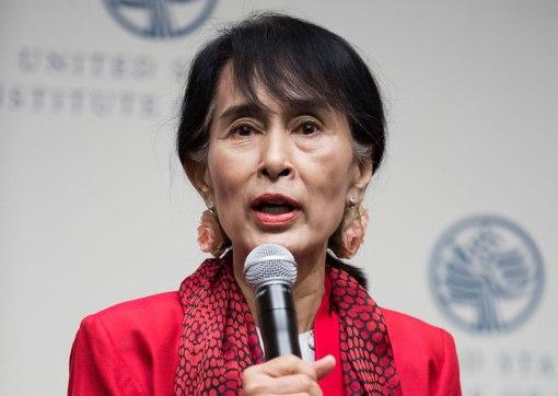 Aung San Suu Kyi (Photo: asiasociety.org)
