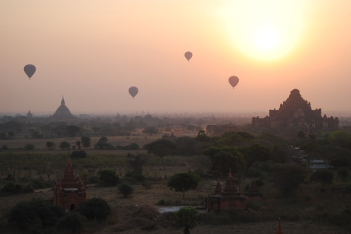 Bagan Baloons