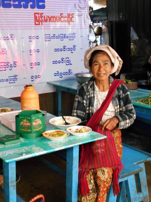 Myanmar smiles