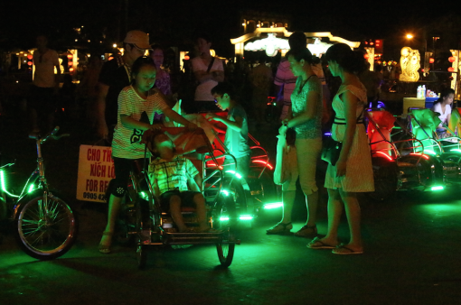 Renting a cyclo