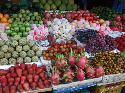 Fresh fruit is everywhere - make the most of it!