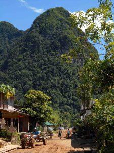 Laos village life Indochina Encompassed