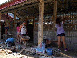 Volunteer work in Laos Indochina Encompassed