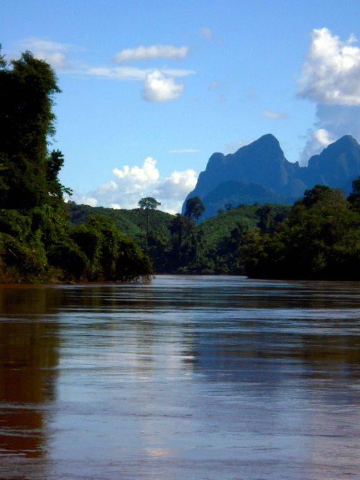 Beautiful Laos Indochina Encompassed