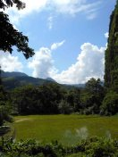 Laos landscape Indochina Encompassed